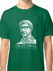 Hipster Hadrian Classic T-Shirt