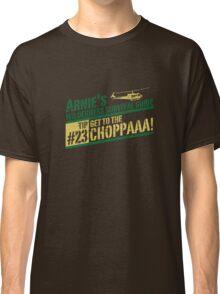 Get to the Choppa! Classic T-Shirt