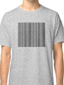Name, Rank, Serial Number | Barcode Classic T-Shirt