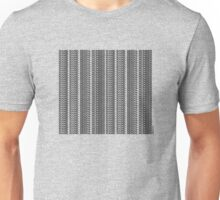 Name, Rank, Serial Number | Barcode Unisex T-Shirt