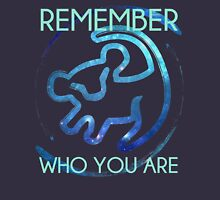 Remember Who You Are Tank Top