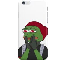 TYLER JOSEPH PEPE iPhone Case/Skin