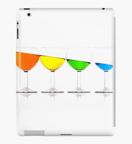 Downhill liquids - Ink iPad Case/Skin