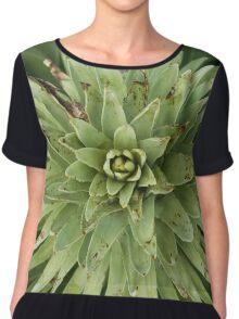 The Plant Chiffon Top