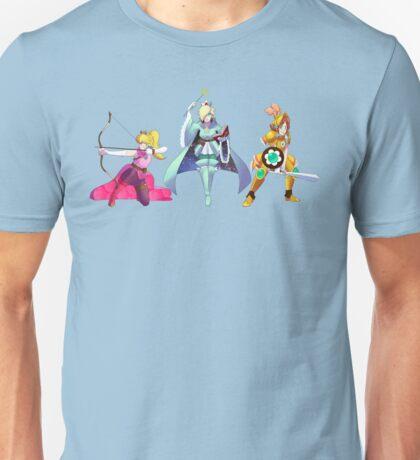 Fight Like a Princess Unisex T-Shirt