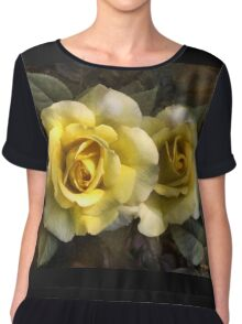 Daughters of Midas Chiffon Top