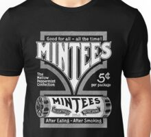 Mintees (White) Unisex T-Shirt