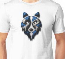 Liquid Scottish Border Collie Unisex T-Shirt