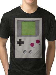 Nintendo Gameboy Tri-blend T-Shirt