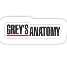 Grey's Anatomy Sticker
