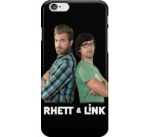 RHETT AND LINK iPhone Case/Skin