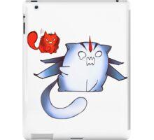 TFP Starscream and Knockout dumpling cats  iPad Case/Skin