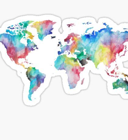 World Sticker