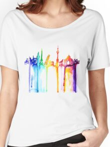 rainbow world Women's Relaxed Fit T-Shirt