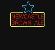 NEWCASTLE BROWN ALE T SHIRT FLOURESCENT NEON SIGN Unisex T-Shirt