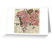 Where in Rome Greeting Card
