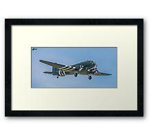 RAF BBMF Dakota  Framed Print