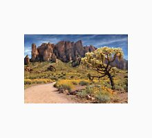 Superstition Mountain Cholla Unisex T-Shirt