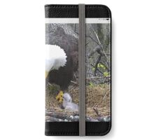 US Bald Eagles President and First Lady If you like, please purchase, try a cell phone cover thanks iPhone Wallet/Case/Skin
