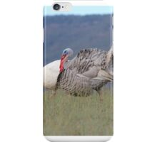 Mountain Turkeys iPhone Case/Skin