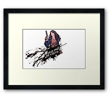 Wynonna Earp Framed Print
