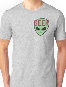 GEEK Alien Unisex T-Shirt