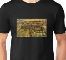 'Workshop' by Vincent Van Gogh (Reproduction) Unisex T-Shirt