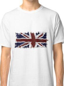 Patriotic Union Jack UK Union Flag Classic T-Shirt