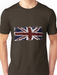 Patriotic Union Jack UK Union Flag Unisex T-Shirt