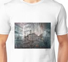 A Low Flying Panic Attack Unisex T-Shirt