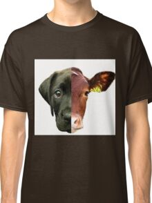 ANIMAL EQUALITY - (in color) Classic T-Shirt