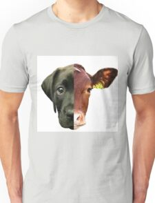ANIMAL EQUALITY - (in color) Unisex T-Shirt