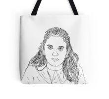 Suzy - Moonrise Kingdom  Tote Bag