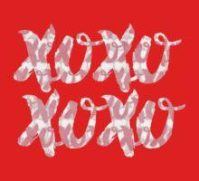 xoxo (pink) One Piece - Short Sleeve