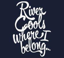 River Cools 2 Kids Tee