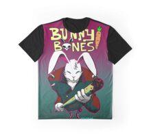 Bunny Bones Graphic T-Shirt