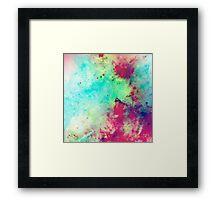 Join The Heavens Framed Print