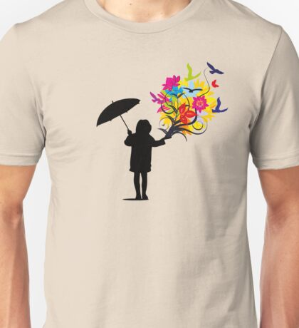 The blooming after Rain Unisex T-Shirt