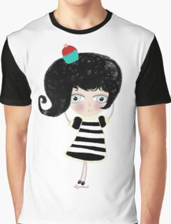 Doll la mer petite cupcake berry pirate sweet tresaure Graphic T-Shirt