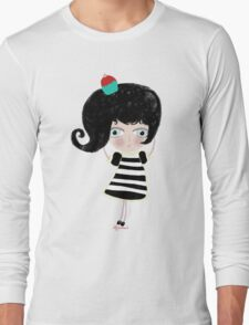Doll la mer petite cupcake berry pirate sweet tresaure Long Sleeve T-Shirt