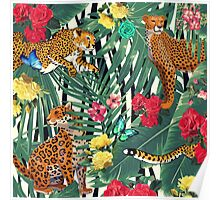 tropical wild  Poster