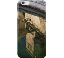 Reflecting on Noto and Its Beautiful Sicilian Baroque Architecture iPhone Case/Skin