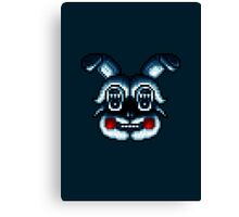 FNAF Sister location - Pixel Art Canvas Print