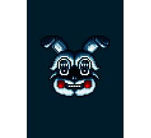 FNAF Sister location - Pixel Art Photographic Print