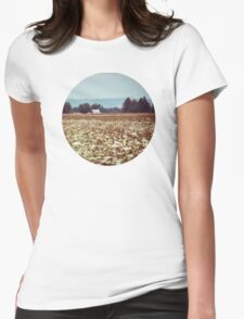 Old Barn Womens Fitted T-Shirt
