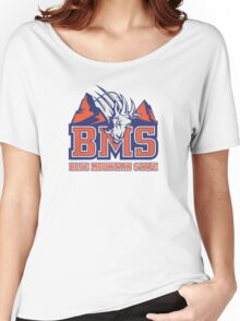 BMS - Blue Mountain State Women's Relaxed Fit T-Shirt