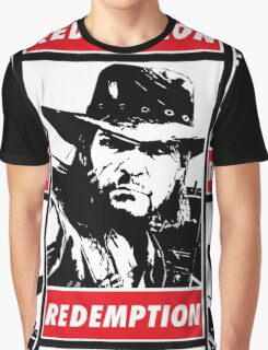 Redemption Graphic T-Shirt