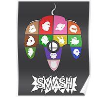 Smash 64 Poster Poster