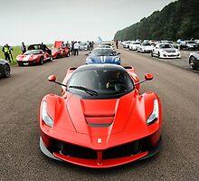 Ferrari LaFerrari by iShootcars