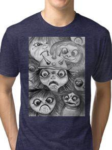labyrinth goblins  Tri-blend T-Shirt